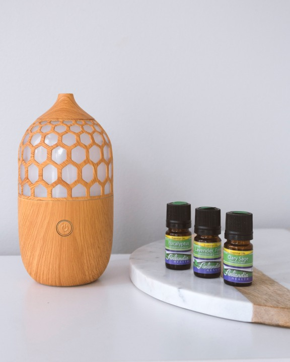 essential oils vancouver